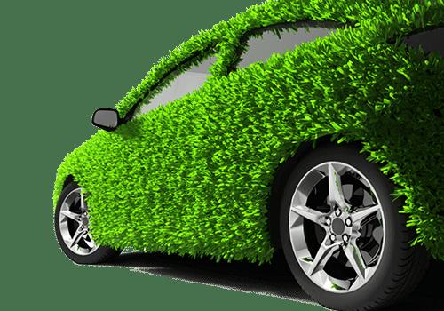 zeleno vozilo