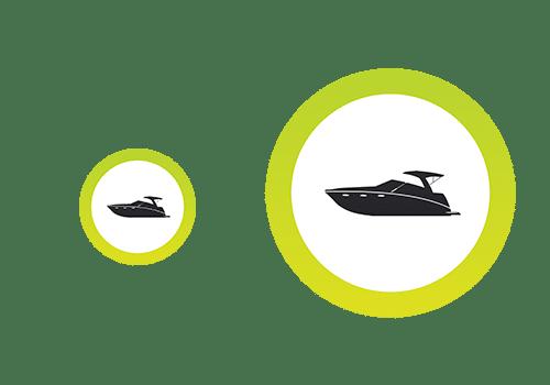 sustav za praćenje brodova za velike i male brodove