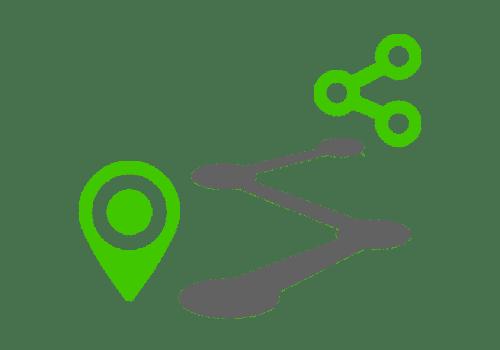 link za praćenje podaci o kretanju, senzorima i dr.