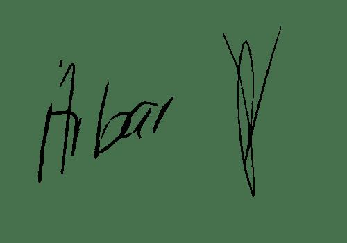 potpisi direktora tvrtke