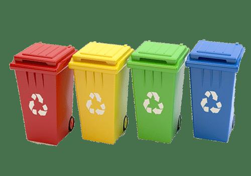 elektronička evidencija prikupljanja otpada -  razvrstavanje otpada