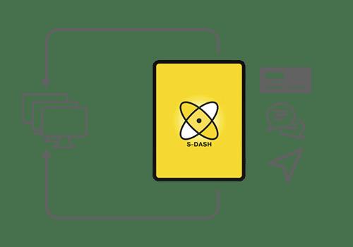 sdash tablet - komunikacija i navigacija
